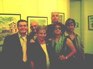 F. Granatiero, Achille Curcio, Edda Serra, Claudio Grisancich, Assunta Finiguerra…