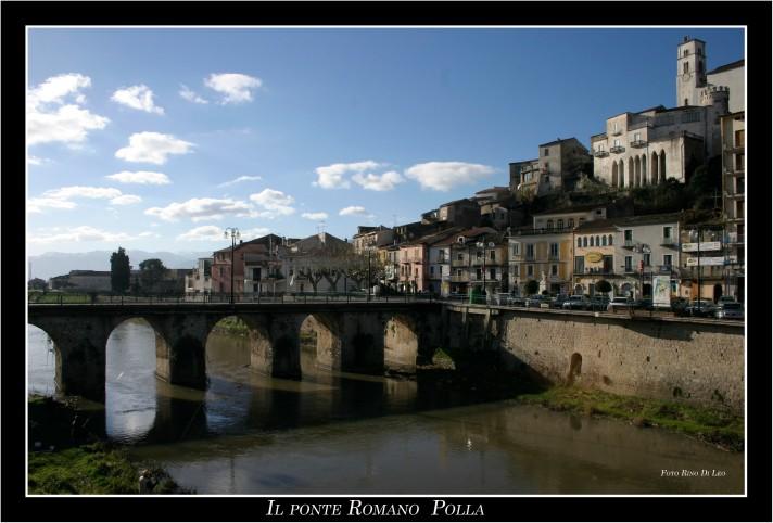 Polla, il Ponte Romano, foto di Rino di Leo