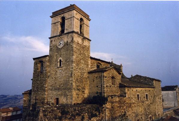 Toro, Chiesa Parrocchiale (foto Peppino Garzone)