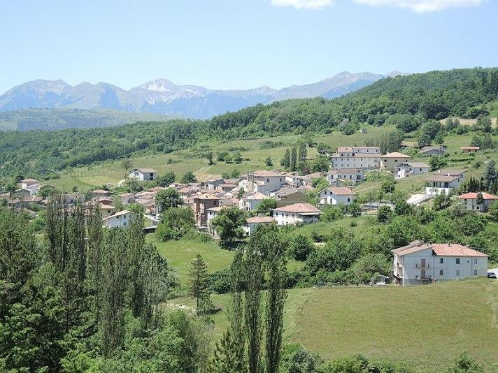 Ville di Fano, Montereale (AQ) - Lonaro